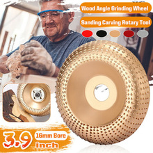 цена на Woodworking Grinding Wheel Hard Sanding Disk Angle Grinding Polishing Wheel Angle Grinder Accessories Tool-30
