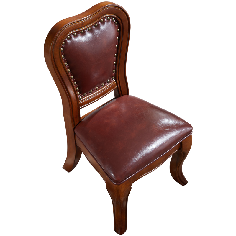 Children's Chair European Small Chair Back Chair Sofa Stool Coffee Table Stool Replacing Shoe Stool American Solid Wood Stool