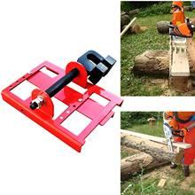 Направляющая для резки пилы стальная пила древесины приспособление