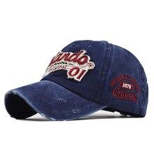 купить Cowboy wash baseball cap, Shaw Auckland Orlando embroidered sunshade cap, fashionable outdoor duck tongue cap, adjustable sun ca по цене 364.08 рублей