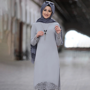 Ramadan Eid Abaya Turkey Muslim Hijab Dress Kaftan Dubai Set Caftan Turkish Islamic Clothing African
