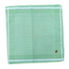 Полиэстер хлопок плед светлый цвет женский носовой платок квадратный шарф женский ретро наручники 29*29 см Дамы джентльмен носовой платок