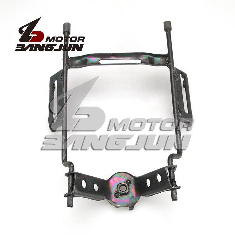 Motorcycle Headlight Bracket Universal Mount Stand Instruments Support For HONDA CB400 VTEC V 1 2 3 1999-2008