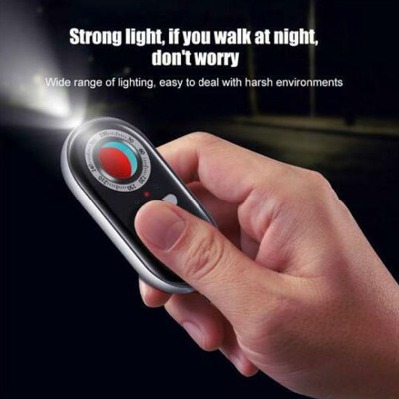 Multifunctional Infrared Detector Anti-Spy Hidden Camera Det…
