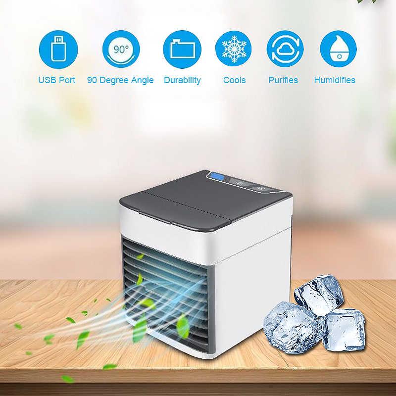 Portable Air Conditioner 7 Colors Mini Usb Convenient Air Cooler ...