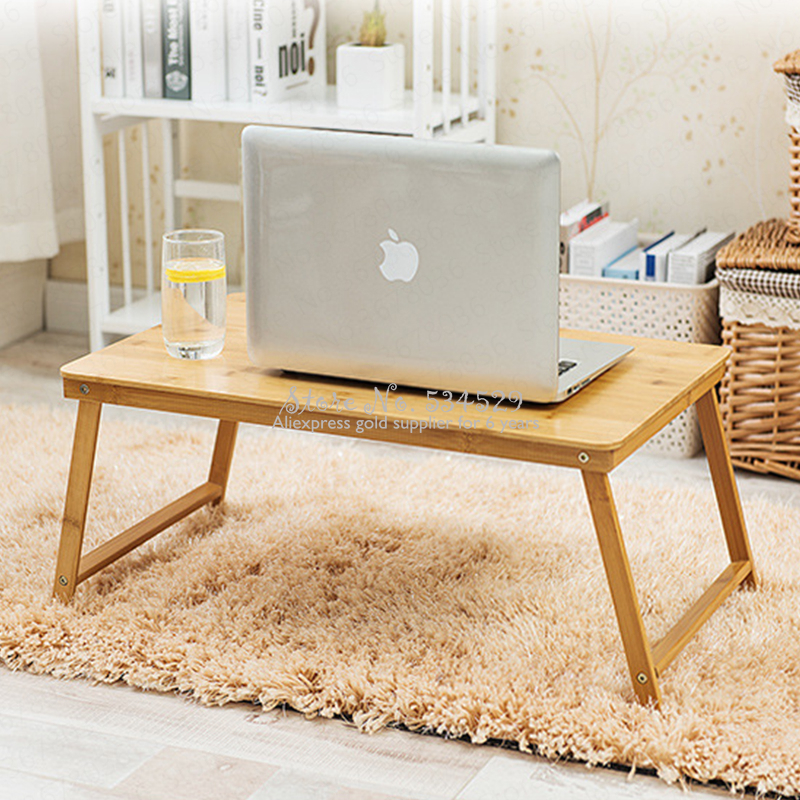 21%European Trojan Folding Laptop Desk Bed With Small Table Dormitory Lazy Simple Desk Study Table