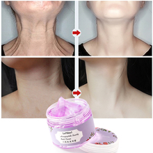 Areginine Essence Neck Cream Anti Wrinkle Remove Neck Mask Whitening Firming for Neck Mask Skin Care Delicate Smooth