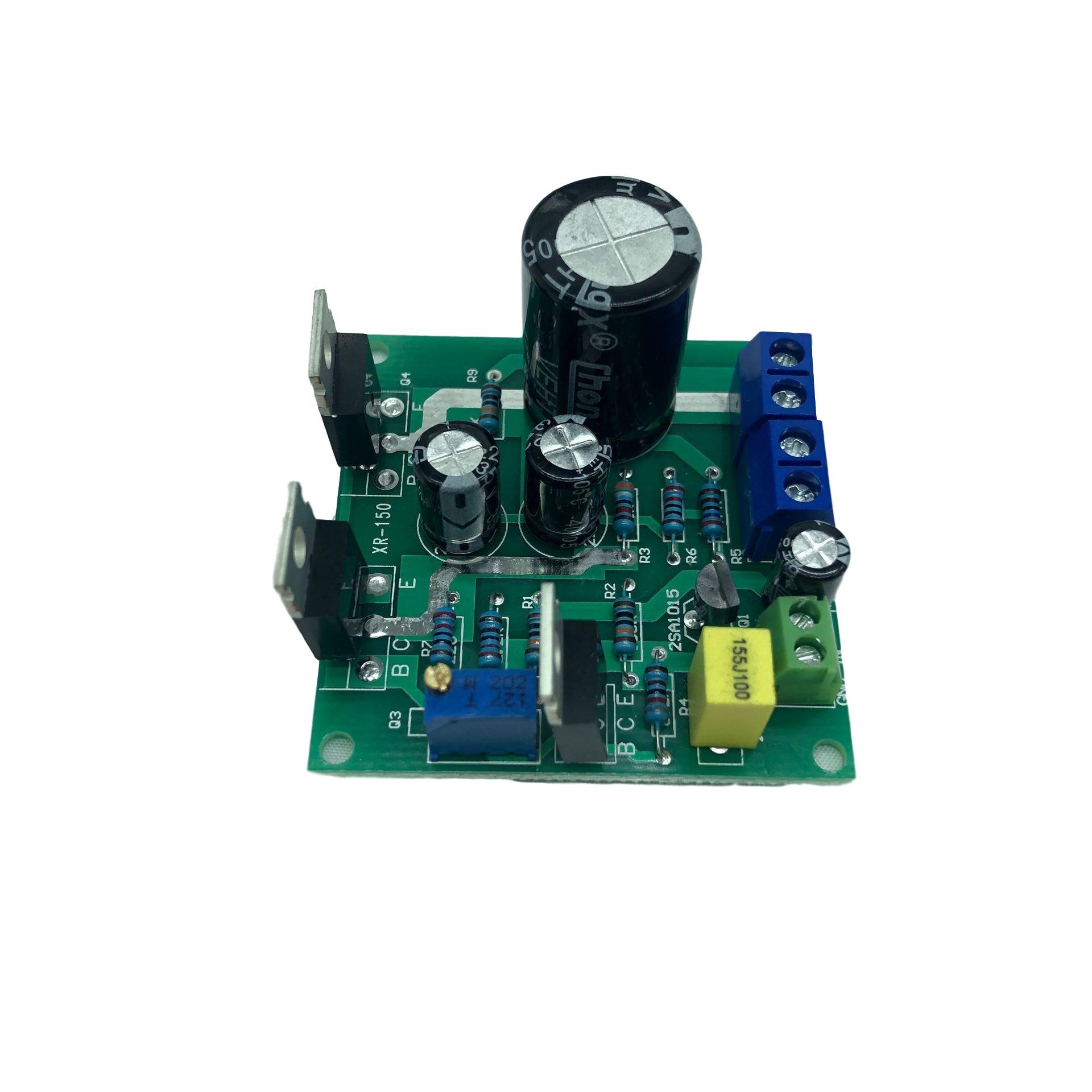 DC 12V-30V 24V Mini 1969 TIP41C Assemble Pure Class A 1 CH Amplifier Board