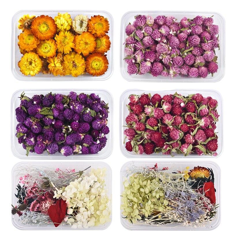 Высушенные цветы «сделай сам», заполнение хризантемой из смолы, поделки из хрустальной эпоксидной смолы «сделай сам», украшение для благов...
