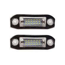 12V LED License Plate Light for VOLVO S80 XC90 S40 V60 XC60 S60 C70 V50 XC70 V70