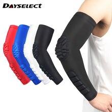 1 шт спортивный баскетбольный рукав с УФ защитой наружные рукава