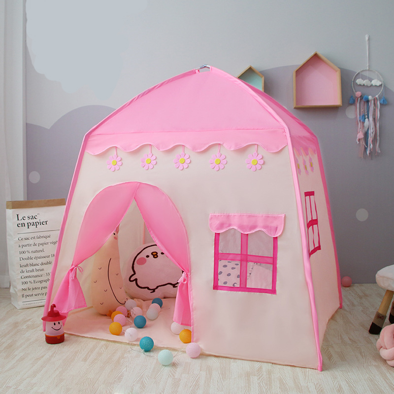 Children's Tent Play House Indoor Home Toy House Boy Play House Girl Princess Tent Small House Kids Childhood Hut Gifts Hot