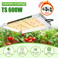 Mars Hydro TS 600W LED Grow Light Sunlike Full Spectrum Indoor Hydroponic Plants|LED Grow Lights| |  -