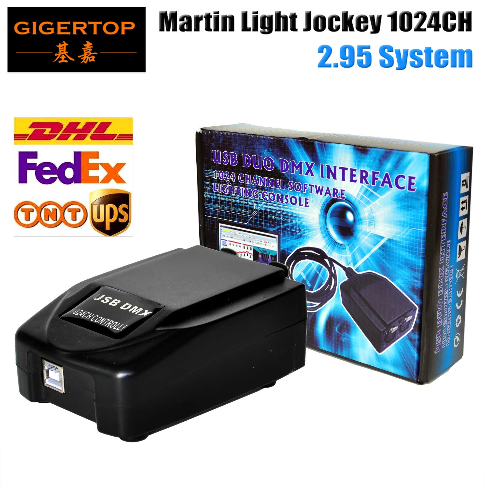 Martin Light Jockey 1024 Usb Controller