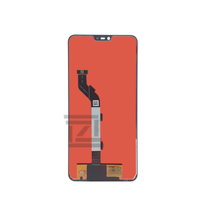 Image 3 - Xiaomi Mi 8 Lite LCD 디스플레이 터치 스크린 디지타이저 어셈블리 Mi 8 lite 수리 부품 용 프레임 디스플레이