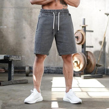 2020 summer new letters ESSENtlALS sports casual shorts European and American fashion men's running training fitness pants