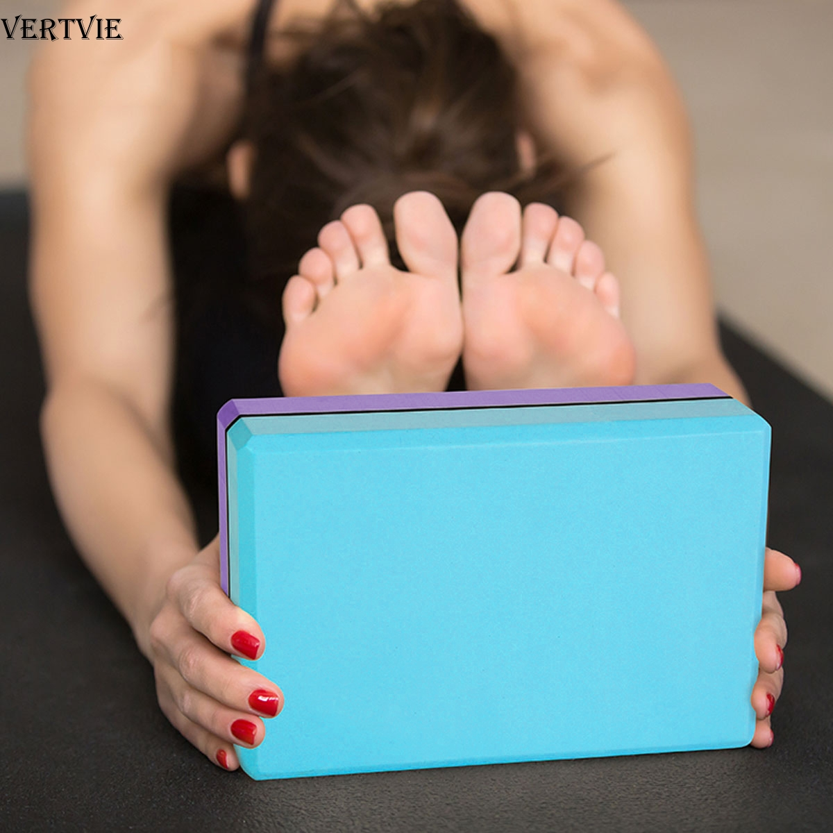 Gym Yoga Block Foam Brick Exercise Fitness Bolster Pillow Cushion Stretch Body Shape Health Training Yoga Pilates