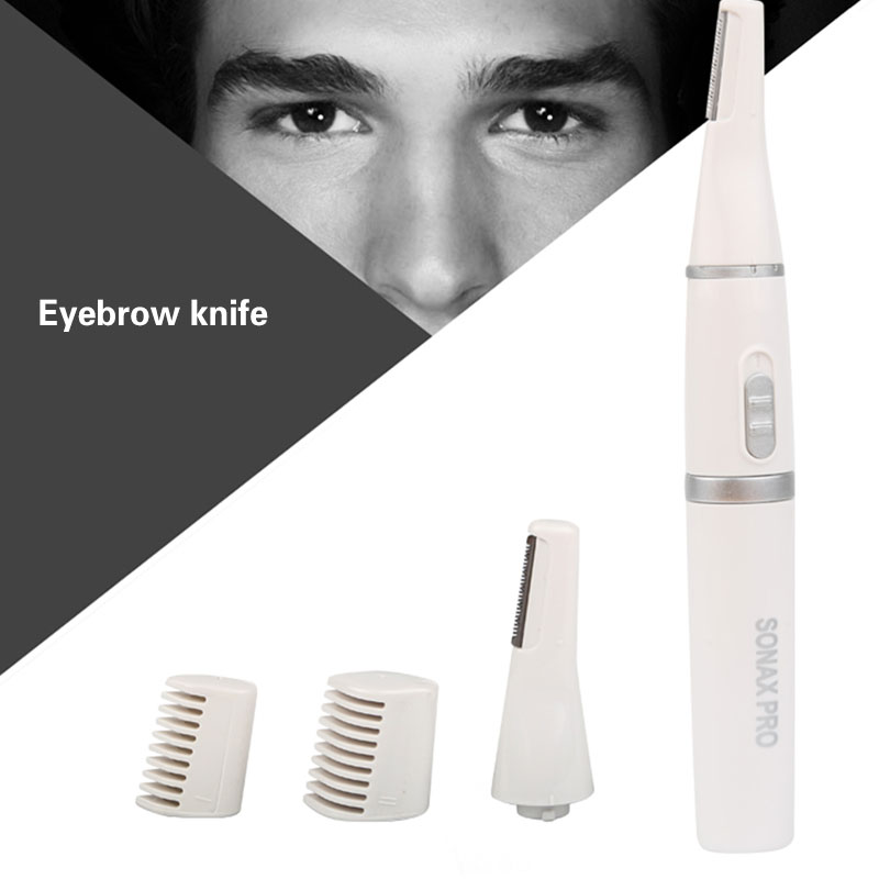 New Electric Nose Hair Trimmer For Men Women Ear Face Clean Trimer Razor Removal Shaving 2 in 1 Ear Nose Trimmer Face Care Tool
