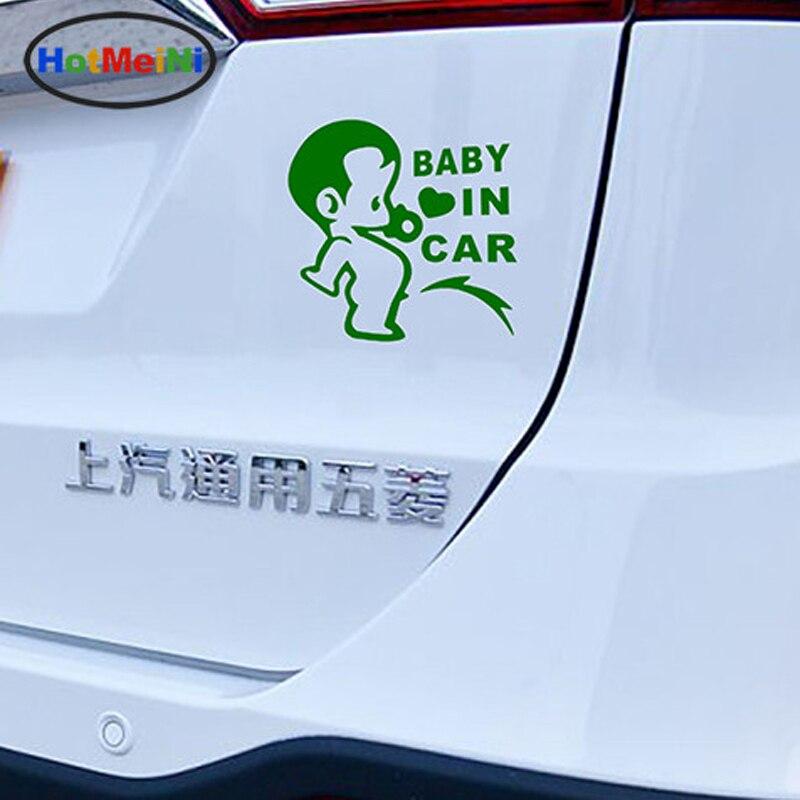 """""""HotMeiNi"""" automobilio stilius Mielas juokingas JDM vaikas - Automobilių išoriniai aksesuarai - Nuotrauka 5"""