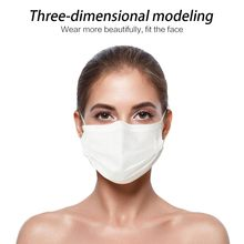 Facemask Luchtzuiverende Gezicht Cover Case Cover Dust 3 Layer Mond Filter Cover Case 50Pcs Mascarilla Sjaal Mascherina(China)