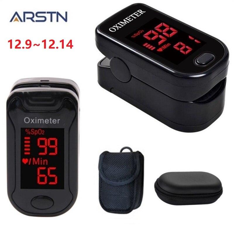 Oxymètre de pouls du bout des doigts moniteur de santé domestique moniteur de fréquence cardiaque du doigt Pulsioximetro oxygène sanguin Oximetro LED230230C