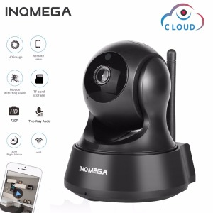 INQMEGA 1080P Cloud Storage IP Camera Wireless Wifi Cam Home Security Surveillance CCTV Network Camera Night Vision Baby Monitor