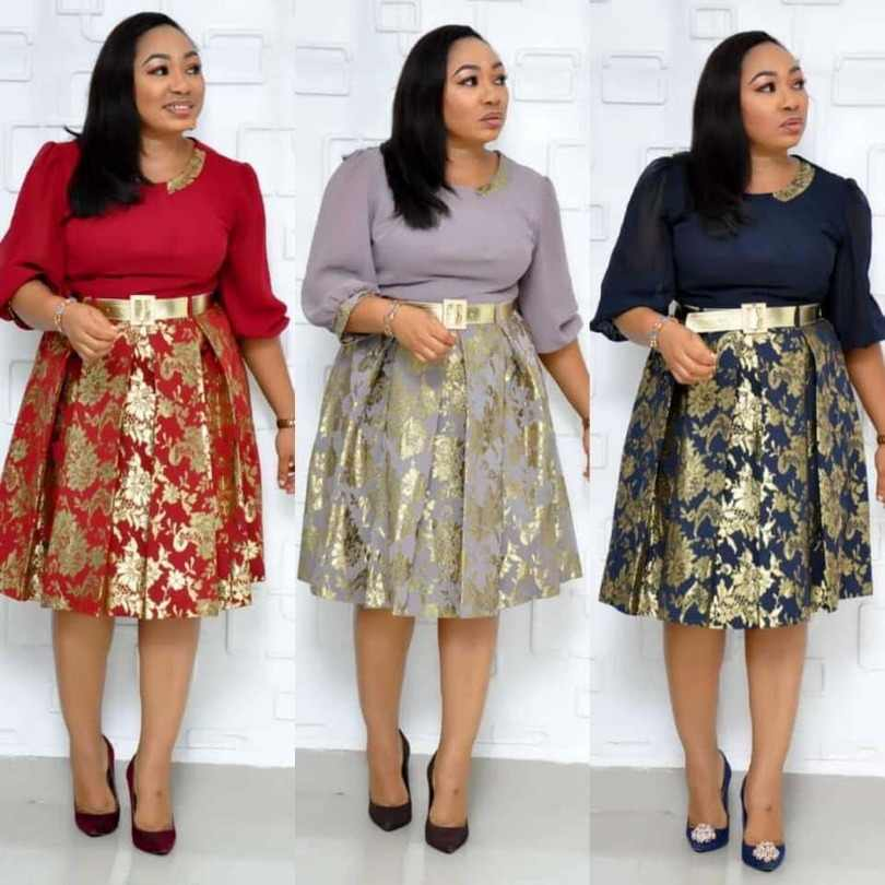 2019 African Dashiki kleider Neue Mode Bazin Elastische Party Berühmte sexy Design kleider Für Dame