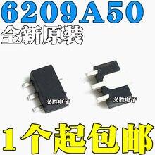 Original novo 20pcs/ ME6209A50PG ME6209A-5.0 5V SOT89 5.0V