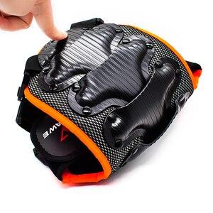 Image 4 - WOSAWE protezione per la schiena del motociclo per bambini gilet pattinaggio a rotelle sci speciale rimovibile sport supporto per la schiena per bambini armatura protettiva