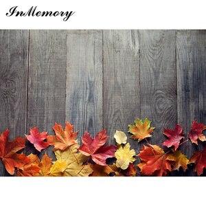Image 4 - InMemory 87x55 drewniana płyta deski tekstura portret zdjęcie kwiatu tło Photocall Baby Shower jedzenie ciasto fotografia tło