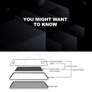 Image 2 - 100% Nguyên Bản 6.55 Amoled Màn Hình LCD Thay Thế Cho Oneplus 8T Màn Hình Bộ Số Hóa Màn Hình Cảm Ứng Một Plus 8T Sửa Chữa các Bộ Phận