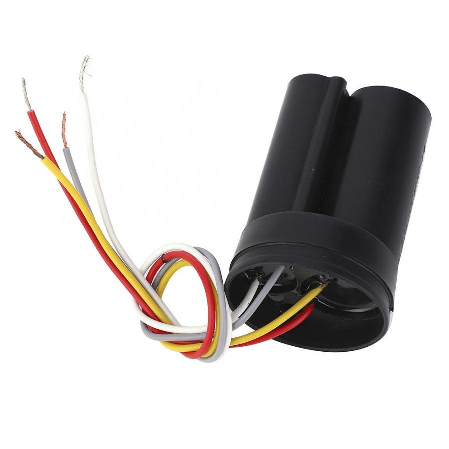 Condensateur de fonctionnement moteur 450V 12uf + 5uf | Double condensateur de démarrage pour Machine à laver/accessoire de pompe à amortir automatique