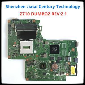 Материнская плата пельбо2 rev 2,1 Для Lenovo Z710, материнская плата W8P DIS HM86 GT840M 2G, материнская плата N15S-GT-B-A2 5B20G18945 100% протестирована ОК