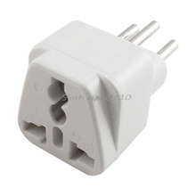 Universal UK/US/EU to Switzerland Swiss AC Power Plug Travel Adapter Converter Z09 Drop ship