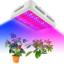 Hanging Line Plant Light Dual  Chip LED grow light 1000W AC85-265V For Indoor And Flower Grow Greenhouse Tent Hydrop