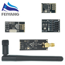 NRF24L01 + 2.4G bezprzewodowa transmisja danych moduł transmitujący 2.4GHz NRF24L01 aktualizacja wersji NRF24L01 + PA + LNA 1000 metrów dla Arduino
