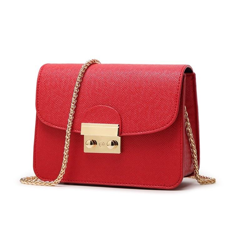 Small Women Bags PU leather Messenger Bag Clutch Bags Designer Mini Shoulder Bag Women Handbag Hot Sale bolso mujer purse|handbag chain|bag partybrand purse - AliExpress
