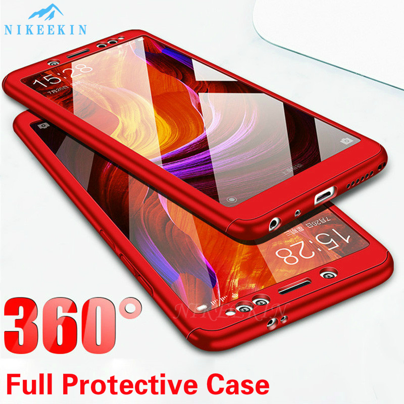 360 <font><b>Full</b></font> Protective Phone <font><b>Case</b></font> for <font><b>Huawei</b></font> Y9S Y5 2019 Y6 Y7 2018 Y9 Prime 2019 Glass PC <font><b>Cover</b></font> for <font><b>Huawei</b></font> <font><b>Mate</b></font> 30 Pro <font><b>10</b></font> 20 <font><b>Lite</b></font> image