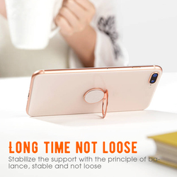 Mobile Phone Ring Holder Telephone Luxury Metal Cellphone Support Accessories Magnetic Car Bracket Socket Stand For Mobile phone