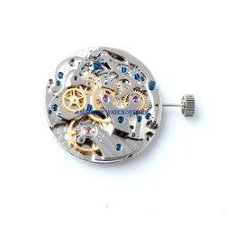 Handwinding St901 2901 z SEAGULL części do zegarków go naprawić narzędzie mechaniczne Chornograph ruch|Zegarki mechaniczne|Zegarki -