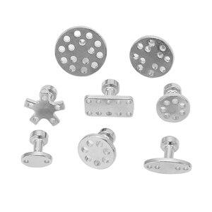Image 4 - Repair Tools Gasket 8 pcs Remover Tools Car dent repair puller Zinc Alloy