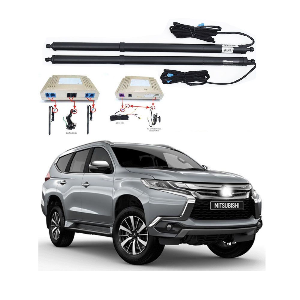 New Electric Tailgate Refitted For MITSUBISHI PAJERO Sport Tail Box Intelligent Electric Tail Door Power Tailgate Lift Lock