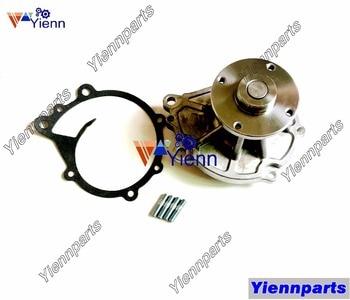 For NISSAN K15 K21 K25 Water Pump 21010-FU425 Fit NISSAN Forklift Gasoline Engine Repair Parts