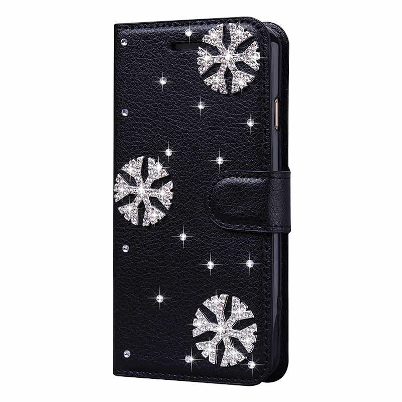 3D DIY Алмазный Кожаный чехол для Xiiao mi x 2 2s 3 max 3 pocophone F1 9 8 SE 9T PRO A1 A2 A3 LITE откидной Чехол-кошелек