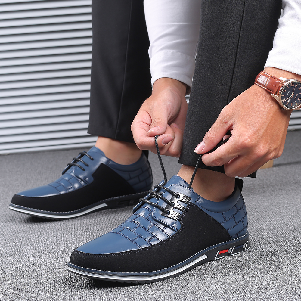 H4ffbd7489afe421f81243969c0573486k 2019 New Big Size 38-48 Oxfords Leather Men Shoes Fashion Casual Slip On Formal Business Wedding Dress Shoes Men Drop Shipping