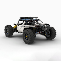 MOC 19517 4WD RC Buggy Technic Series Building Blocks Bricks Toys For Kit DIY Educational Children Kids Birthday Xmas Gifts