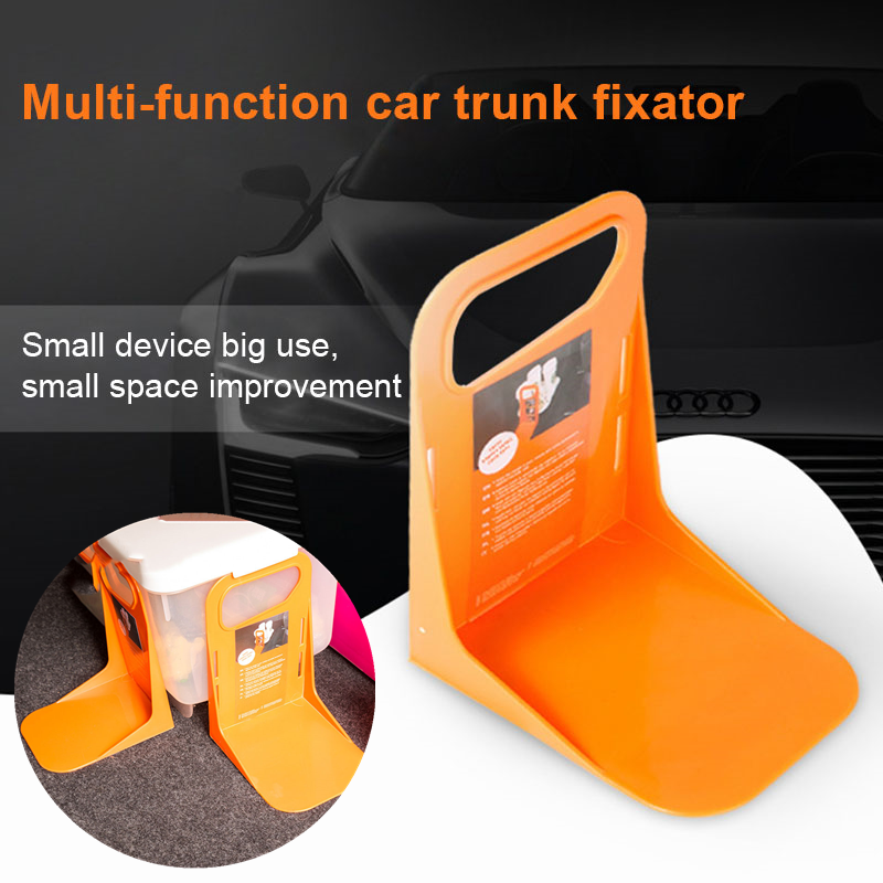 PP Auto Car Trunk Stuff Storage Protection Schutz Stayhold Trunk fixator For Drink Food Fruits Multifunction For Car Storage