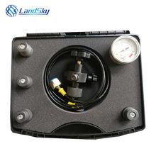 Kit de recharge et de recharge d'accumulateur hydraulique à l'azote, outil gonflable FPU-10, 5/16-32UNF 7/8UNF m28x1, 5