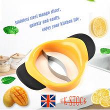 Mango Splitters Stoner Corer Cutter Fruit Chopper Slicer Kitchen Tool HOT