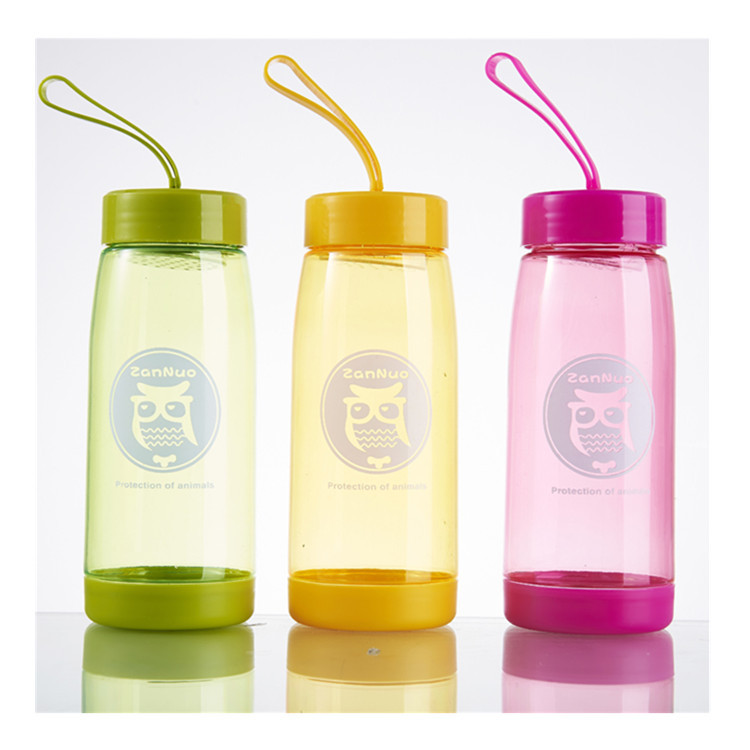 South Korea Cartoon Owl Colorful Glass Transparent Gift Cup Manufacturers Currently Available Supply